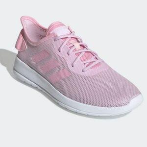 Adidas Pink Yatra Mesh Running Shoes B6